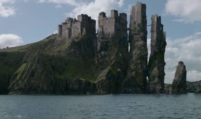 One of the things HBO's Game of Thrones got very, very right: Castle Pyke